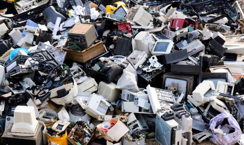 Collection of e-waste now offered in Zimbabwe